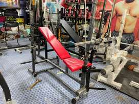 20 in 1 bench normal and heavy brand we have