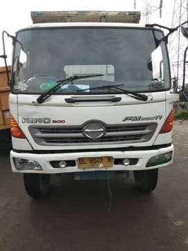 Hino FM 260 TI Dump Truck Tahun 2014