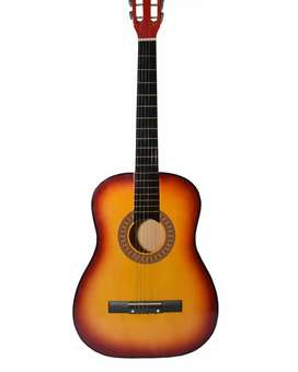 """Guitar 38"""" Best for Beginner's box packed with pic with OEM &ODM"""