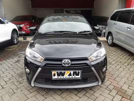 2017 Toyota Yaris 1.5 G CVT Autometic
