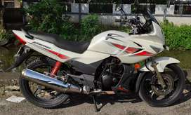 Karizma R 2013 Model Single Owner Showroom Condition