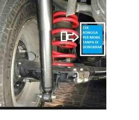 Kaki2 Mobil sangatlah penting,perhatikan dgn pasang Blue Damper PGM!