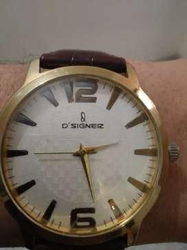 D'signer mens wrist watch