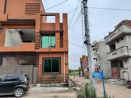 5 marla new construction  house in ghouri town near to road