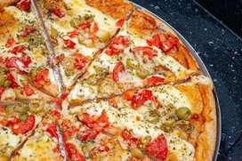 Need pizza making chef