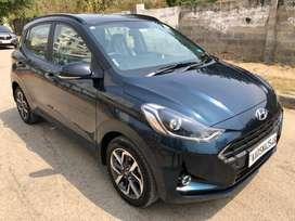 Hyundai Grand i10 Nios Sportz Dual Tone, 2020, Petrol