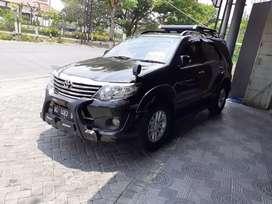 Toyota fortuner Trd Sportivo matic