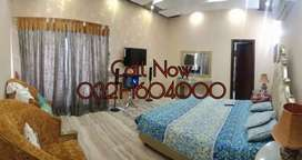 one kanal Brand New Full furnished Guest House in DHA Lahore