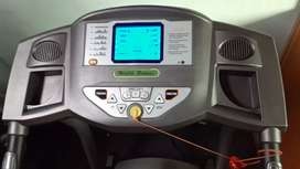 Slimline tredmil machine