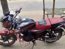 A vary  good  condition  bike