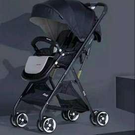 Kereta Dorong Bayi / Stroller Baby Bliss Smart City
