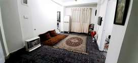 Furnished Flat, 2 Bedrooms attached bathrooms 1 TV Lounge. Arbab Town