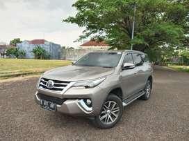 Toyota Fortuner 2.4 Vrz Diesel 2016 Sangat Istimewa