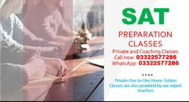 SAT and GRE Preparation Home Tuition