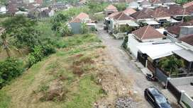 Buc dijual cepat tanah kavling di dalung lingkungan perumahan