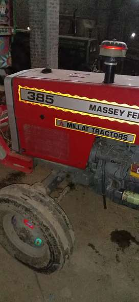 2019 model tractor 385 in good condition