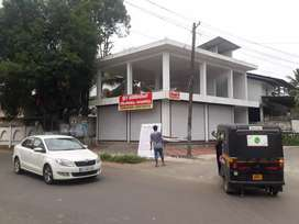 Aluva Commercial building 89lakh 4.250cent 1800sqt