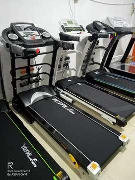 Treadmill listrik 2hp Big bisa COD/Ready
