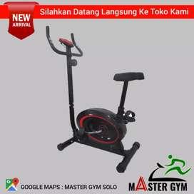 SEPEDA STATIS - Grosir Alat Fitness - Master Gym Store !! MG#9508