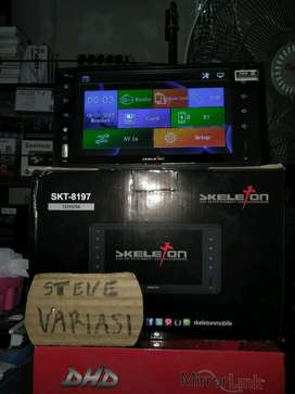 Skeleton Head Unit Fortuner 2012 Up Pajero All New Yaris Innova Reborn