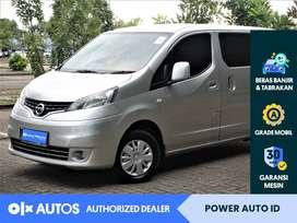 [OLX Autos] Nissan Evalia 2016 ST 1.5 Bensin M/T Silver #Power Auto ID