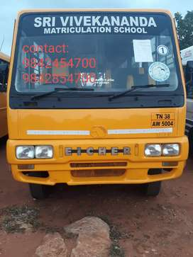 Eicher school bus 41 seated at good condition (