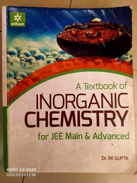 Inorganic chemistry for jee main & advance