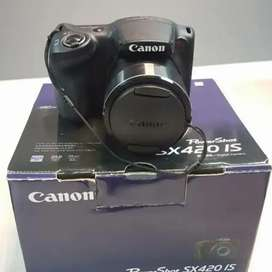 Kamera Canon Powershot Sx420 is