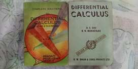 DIFFERENTIAL CALCULUS AND COMPLETE SOLUTIONS BY DASS & MUKHERJEE