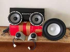 Audio mobil focal dan scanspeak