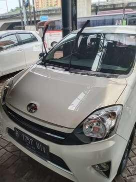 Toyota agya type G tahun 2016 LOW KM