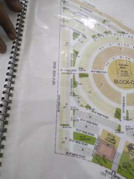 Plot sale Naya Nazimabad block C 160