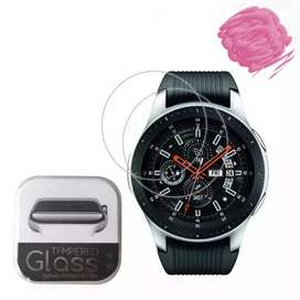 Samsung Galaxy Watch 46mm Tempered Glass Screen Protector Film