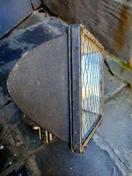 Lampu Sorot Tembak Industrial Antik Full Aluminium