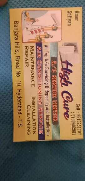 Haigh cure AC service