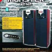 Speaker Aktif ROADMASTER 212/Monster 212