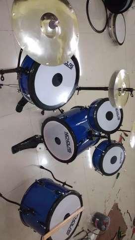 Jual satu set drum anak anak