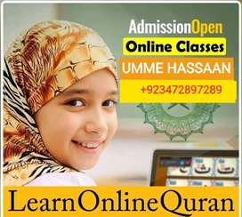 Online Quran Learning Classes with Professional Tutor