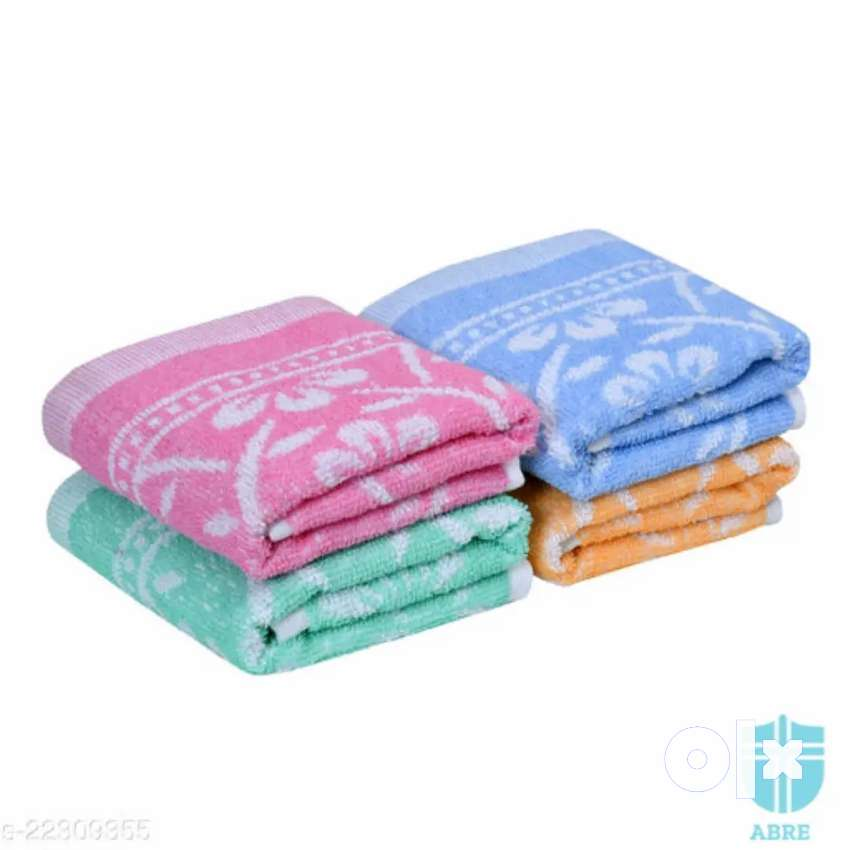 Towels at cheapest price COD AVAILABLE FREE DELIVERY all india