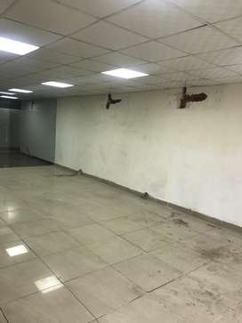1100sq feet unfurnished for rent sector 17 chd