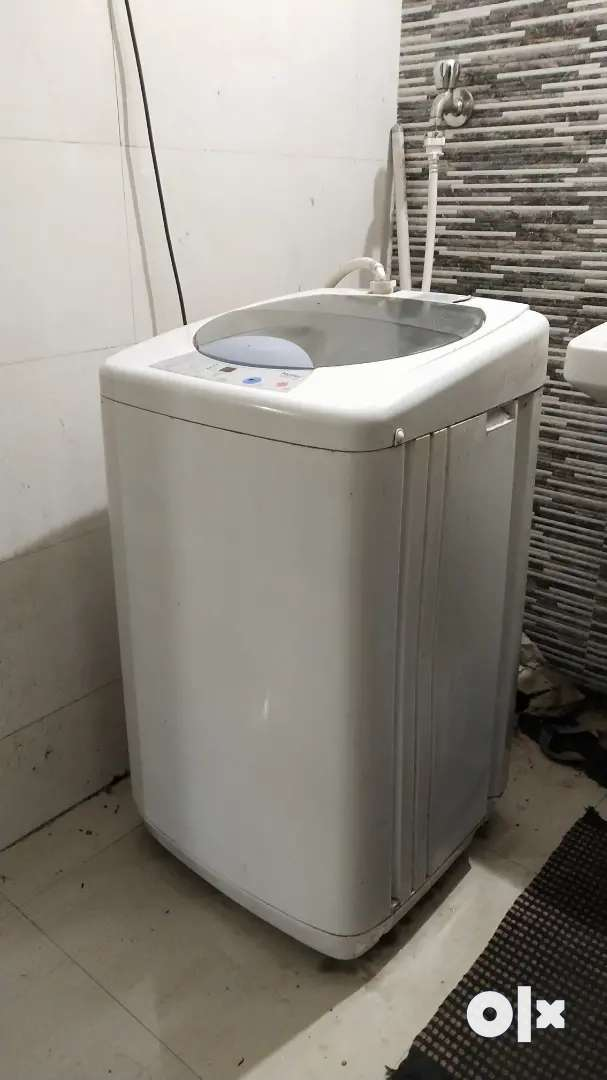 Haier 5.8Kg Fully Automatic Top-Load Washing Machine