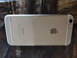 iPhone 6 in good condition.