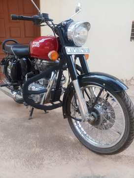 Royal Enfield immediately bike sale