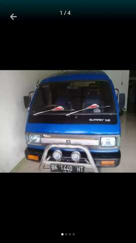 suzuki Carry Alexander Custom Tahun 1991