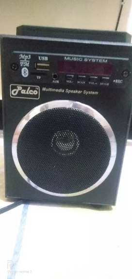 Multimedia Speaker Rechargeable Bluetooth,FM,USB,AUX with Remote