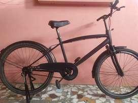 BLACK PEARL CYCLE FULL BLACK