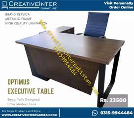 Office table Metal trendy chair Computer study workstation laptop sofa