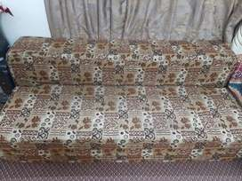 Pre loved sofa-come-bed