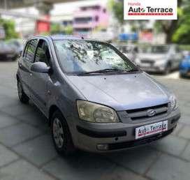 Hyundai Getz GLS, 2006, Petrol