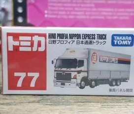 Hino profia nippon ekpress truck